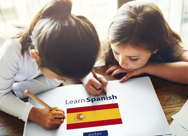 learn spanish kids