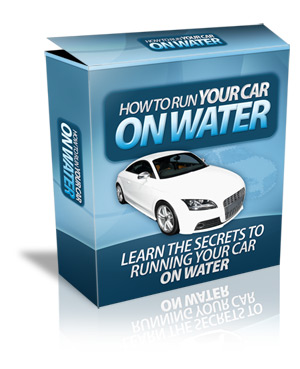 run car on water