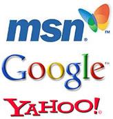 msn-google-yahoo