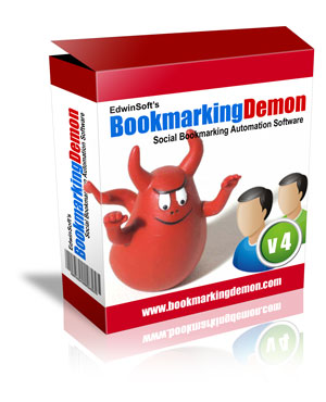 Bookmarking Demon – Social Bookmarking Made Easy