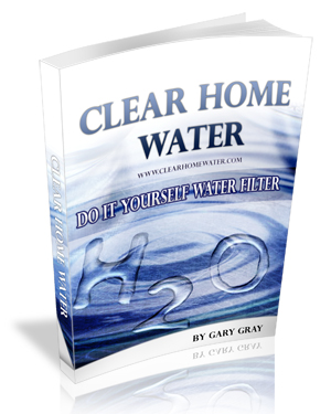 build water filter - clear home water