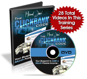 The Clickbank Code Review – Clickbank Code $1997 Bonuses – Clickbank Code 28 Videos Download