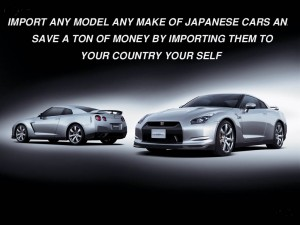 import Japanese car