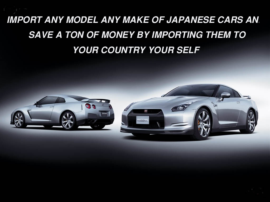 Japanese Cars – How To Import Cars From Japan?