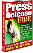 press release fire