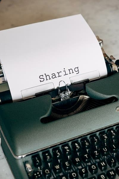 sharing web 2.0