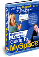 Top 5 MySpace Traffic Tips To Your Website Through MySpace Profile