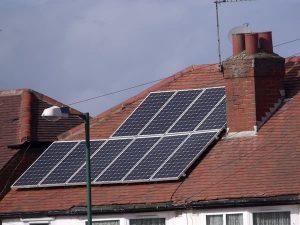 diy solar panel for house