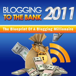 blogging to the bank 2011