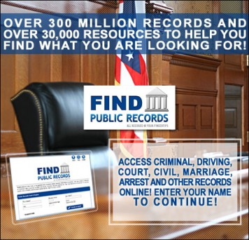 Find property records