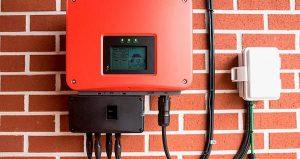 home solar power system set up