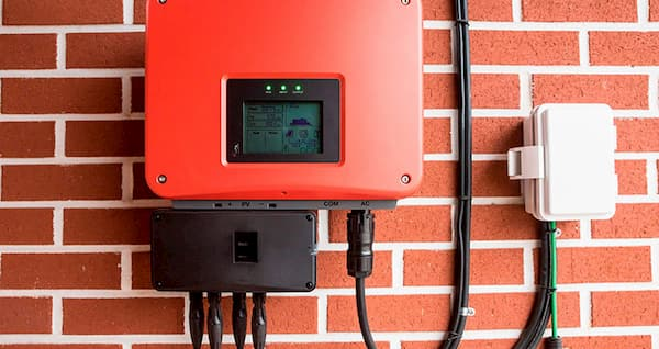 home solar power system set up
