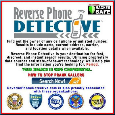 reverse cell phone directory