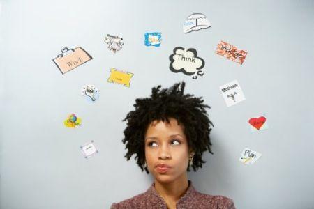 cluttered mind problem solving