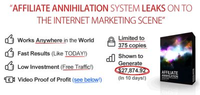 Affiliate Annihilation download
