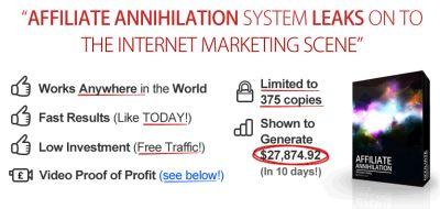 Affiliate Annihilation download