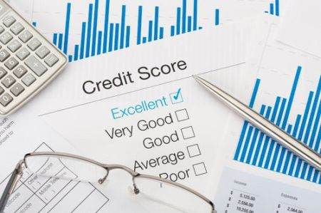 improve credit score from scratch