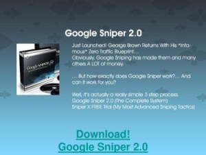 google sniper 2.0 review