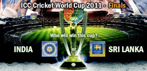 cricket world cup 2011 final