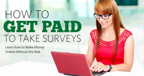 Get Paid To Do Surveys At Home