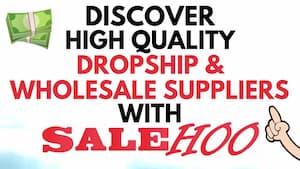 salehoo drop shipping review