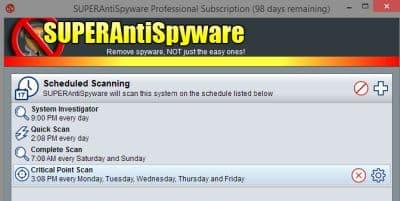 SUPERAntiSpyware download for windows